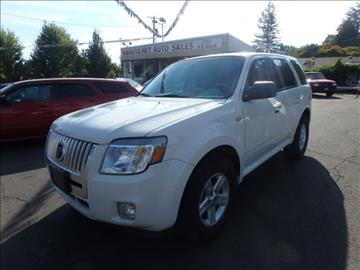2009 Mercury Mariner Hybrid for sale in Portland, OR