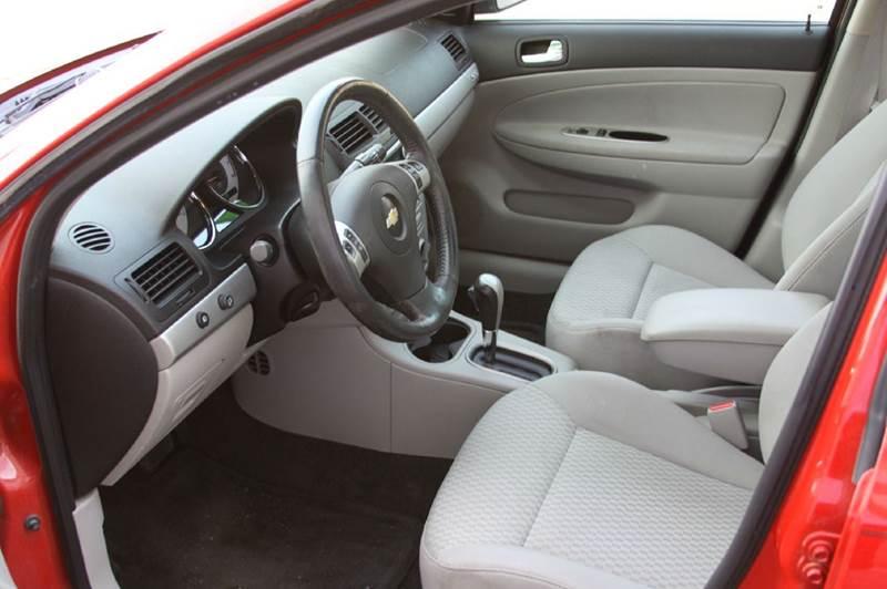 2007 Chevrolet Cobalt SS 4dr Sedan (2.4L I4) w/ Head Curtain Airbags - North Kansas City MO