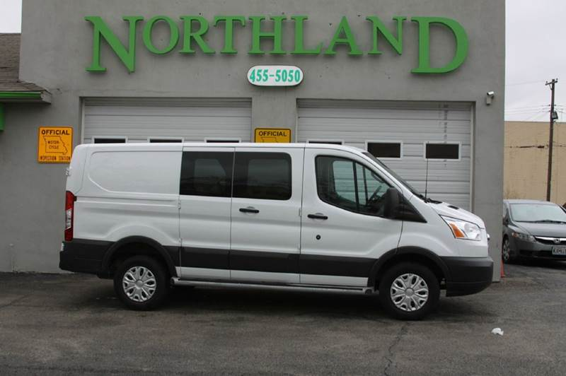 2016 Ford Transit Cargo 250 3dr SWB Low Roof Cargo Van w/60/40 Passenger Side Doors - North Kansas City MO