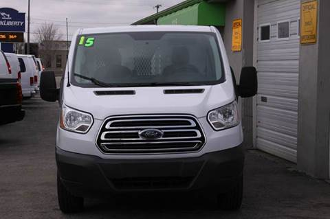 2015 Ford T-250 Transit Cargo