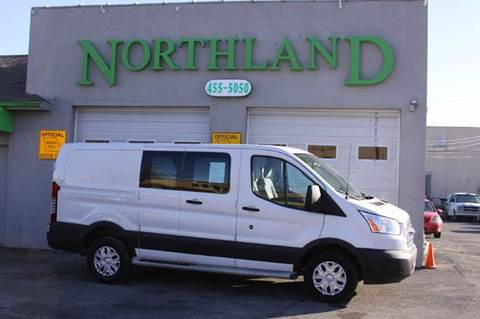 2015 Ford T-250Transit Cargo