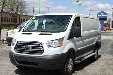 2016 Ford t250