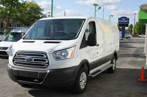 2016 Ford T 250