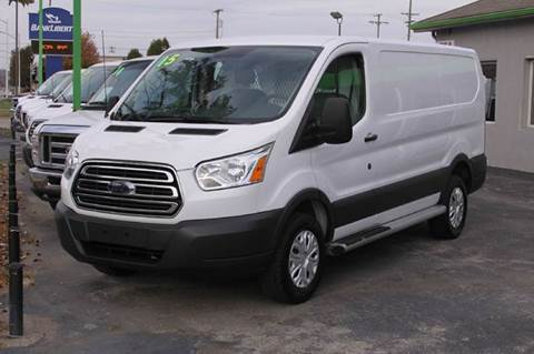 2015 Ford T250 Transit Cargo