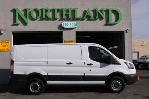 2016 Ford T250 Transit Cargo