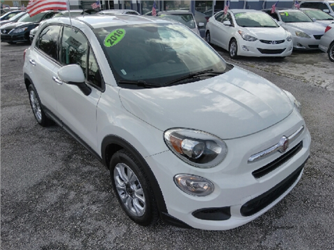 2016 FIAT 500X for sale in Hialeah, FL