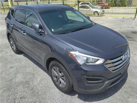 2016 Hyundai Santa Fe Sport for sale in Hialeah, FL