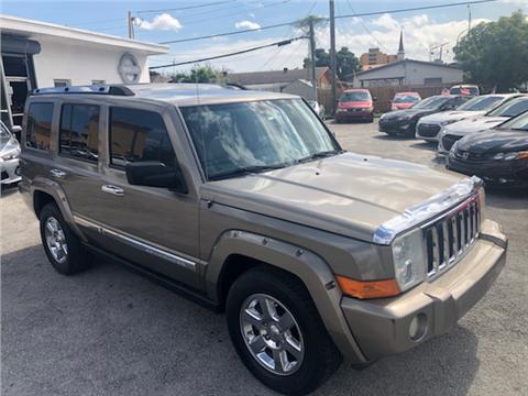 2006 Jeep Commander for sale in Hialeah, FL