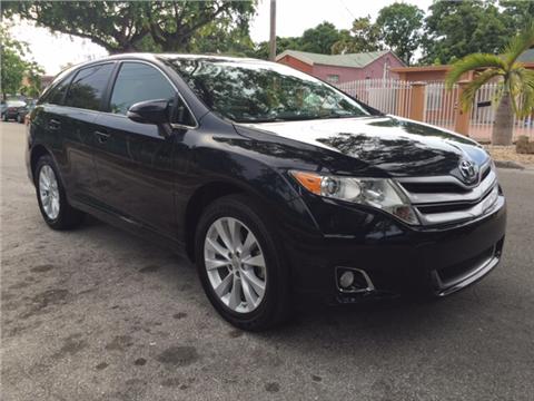 2015 Toyota Venza for sale in Hialeah, FL