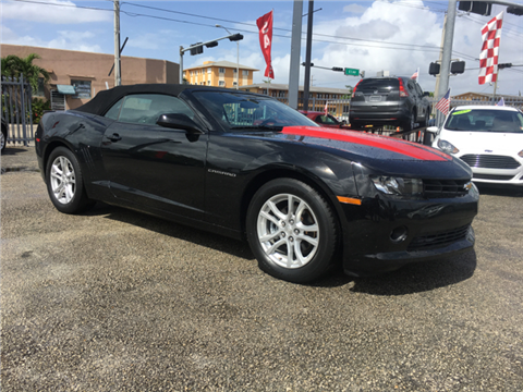2015 Chevrolet Camaro for sale in Hialeah, FL