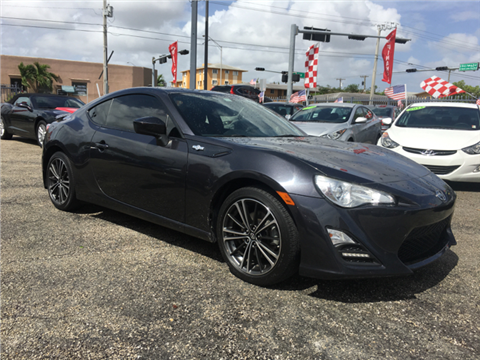 2014 Scion FR-S for sale in Hialeah, FL