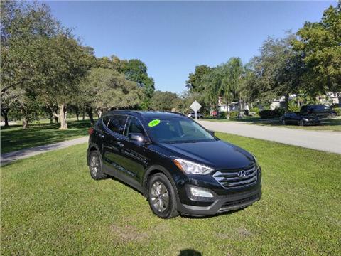 2015 Hyundai Santa Fe Sport for sale in Hialeah, FL