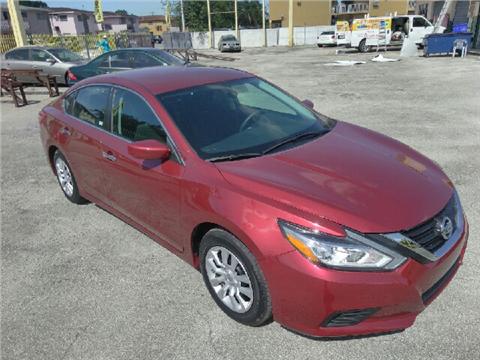 2016 Nissan Altima for sale in Hialeah, FL