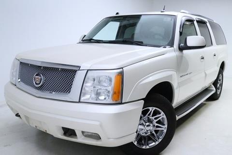 2005 Cadillac Escalade ESV for sale in Bedford, OH