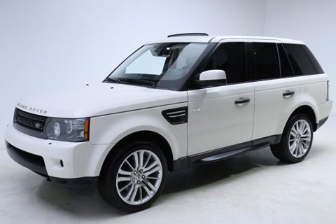 2010 Land Rover Range Rover Sport for sale in Bedford, OH