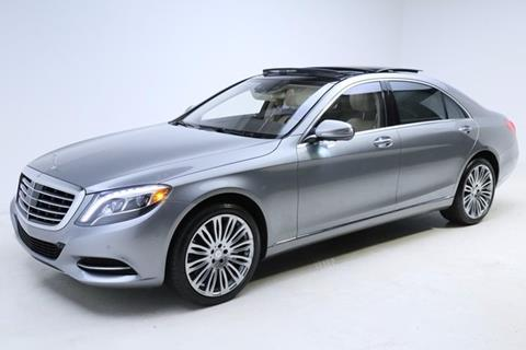 2015 Mercedes-Benz S-Class for sale in Bedford, OH