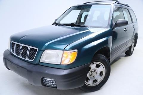 2001 Subaru Forester for sale in Bedford, OH