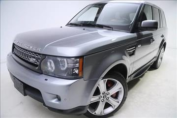 2013 Land Rover Range Rover Sport for sale in Bedford, OH