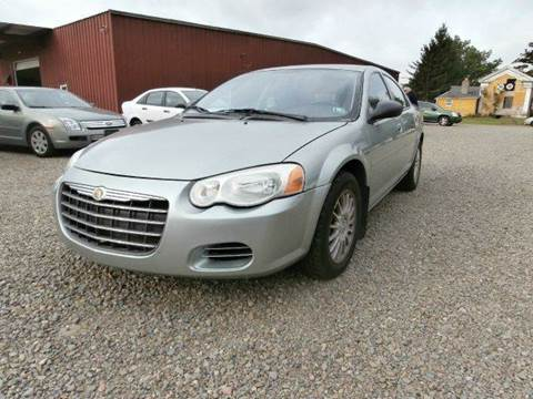 2006 Chrysler Sebring for sale in Knoxville, PA