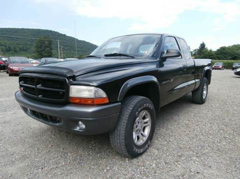 2002 dodge dakota for sale pennsylvania. Black Bedroom Furniture Sets. Home Design Ideas
