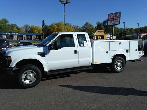 2009 Ford F-350 Super Duty for sale in Sioux Falls, SD
