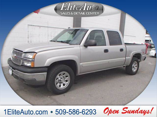 2005 CHEVROLET SILVERADO 1500 LS Z71 silver the title check is an important part of the pre-owned