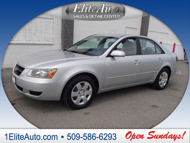 2008 HYUNDAI SONATA GLS 4DR SEDAN 4A silver now is the right time to buy  learning that you purc