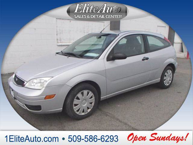 2006 FORD FOCUS ZX3 S 2DR HATCHBACK silver why over pay this is one of the best values around