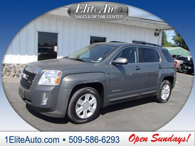 2013 GMC TERRAIN SLE-2 AWD 4DR SUV gray power steeringpower door lockspower
