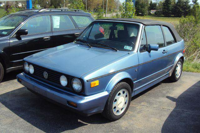 Used Volkswagen Cabriolet For Sale Carsforsale Com