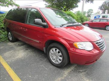 2007 Chrysler Town and Country for sale in Knox, IN