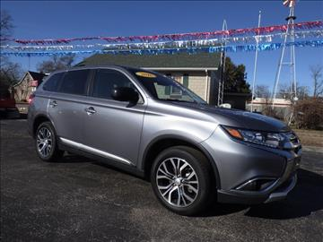 2016 Mitsubishi Outlander for sale in Knox, IN
