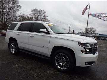 2015 Chevrolet Tahoe For Sale Indiana - Carsforsale.com