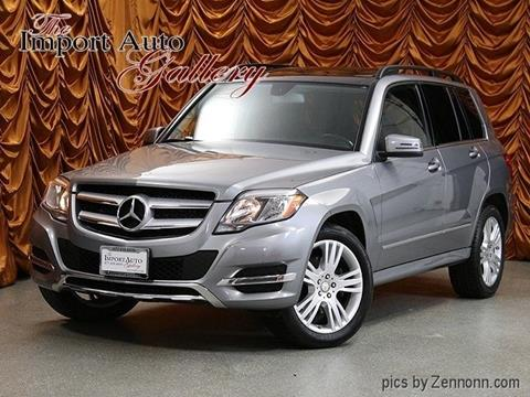 2014 Mercedes-Benz GLK for sale in Addison, IL