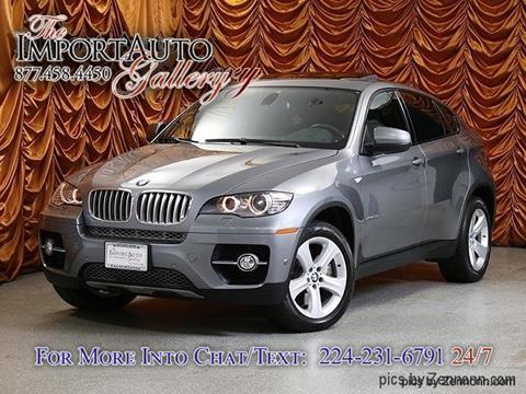 2011 BMW X6 for sale in Addison, IL