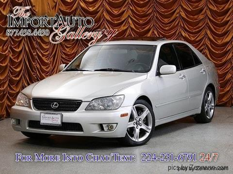 2003 Lexus IS 300 for sale in Addison, IL