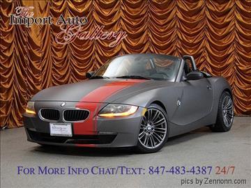 2006 BMW Z4 for sale in Addison, IL
