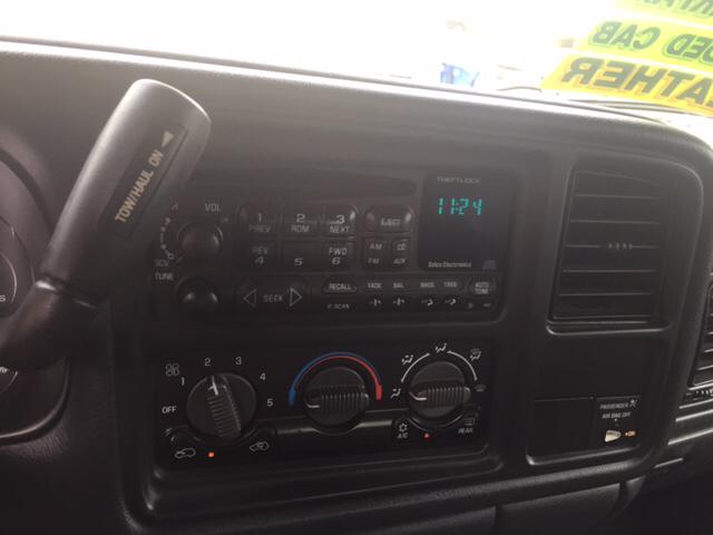 2000 Chevrolet Silverado 2500 LS 4dr 4WD Extended Cab SB HD - Fall River MA