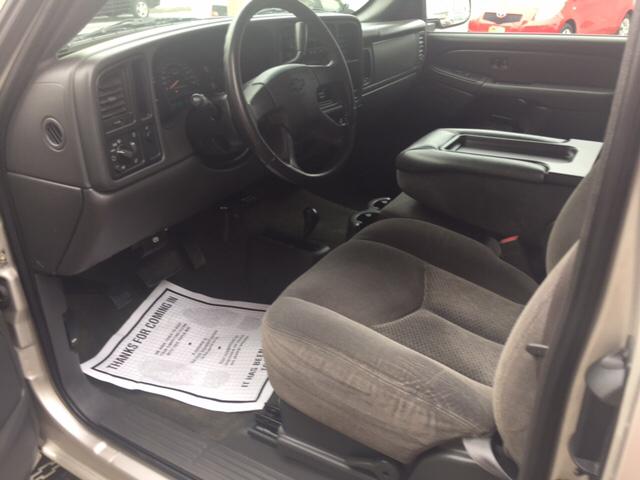 2007 Chevrolet Silverado 1500 Classic LT1 4dr Extended Cab 4WD 6.5 ft. SB - Fall River MA