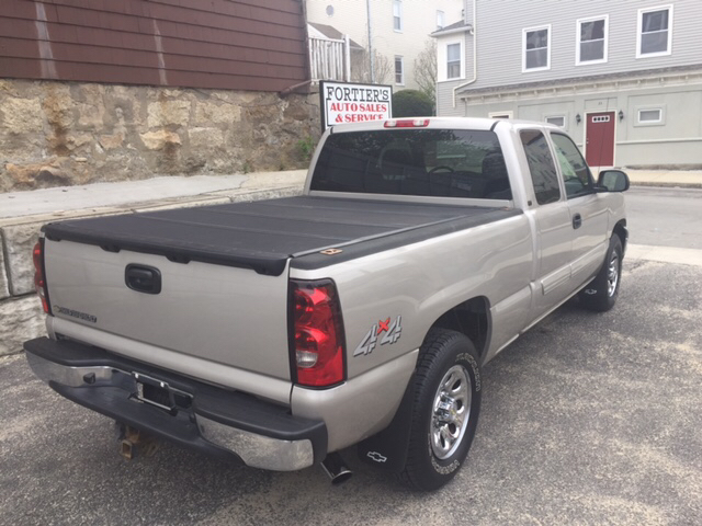 2007 Chevrolet Silverado 1500 Classic LT1 4dr Extended Cab 4WD 6.5 ft. SB - Fall River MA