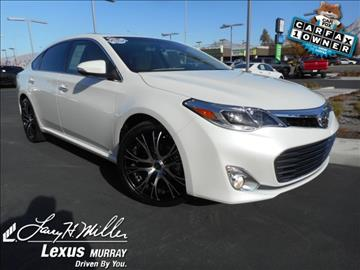 Larry Miller Lexus >> 2014 Toyota Avalon For Sale - Carsforsale.com