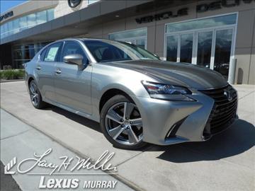 2017 Lexus GS 350 for sale in Murray, UT