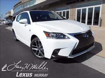 Lexus Ct Hybrid Murray >> Used Cars For Sale - Cars For Sale - New Cars ...