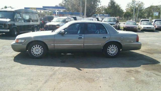 2000 mercury grand marquis ls 4dr sedan in gainesville fl sun city auto. Black Bedroom Furniture Sets. Home Design Ideas