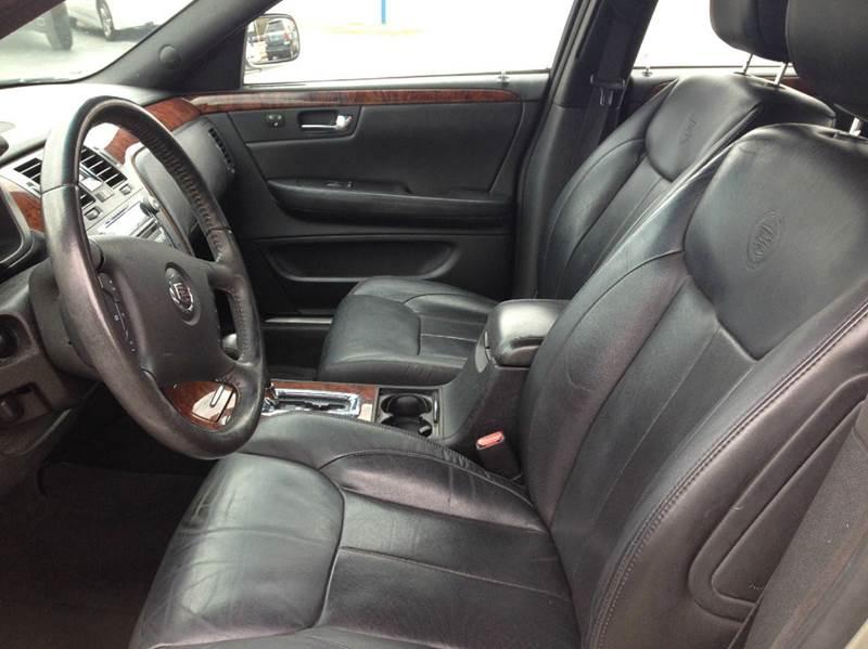 2007 Cadillac DTS 4dr Sedan - Petersburg VA