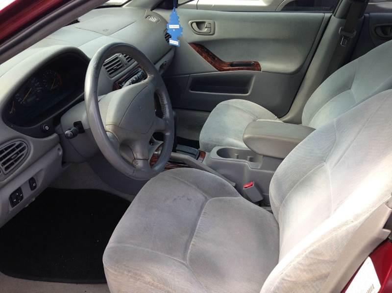2001 Mitsubishi Galant ES V6 4dr Sedan - Petersburg VA