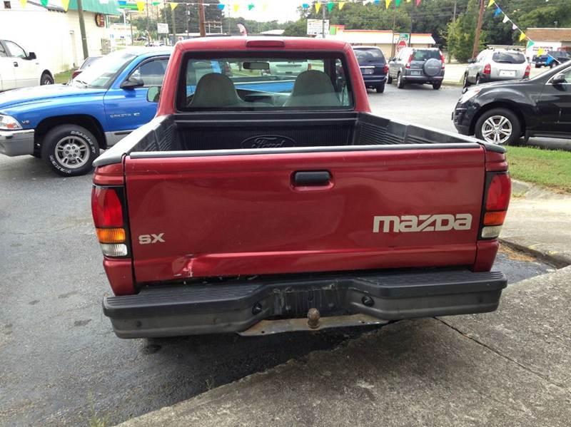 2000 Mazda B-Series Pickup B2500 SE 2dr Standard Cab SB - Petersburg VA