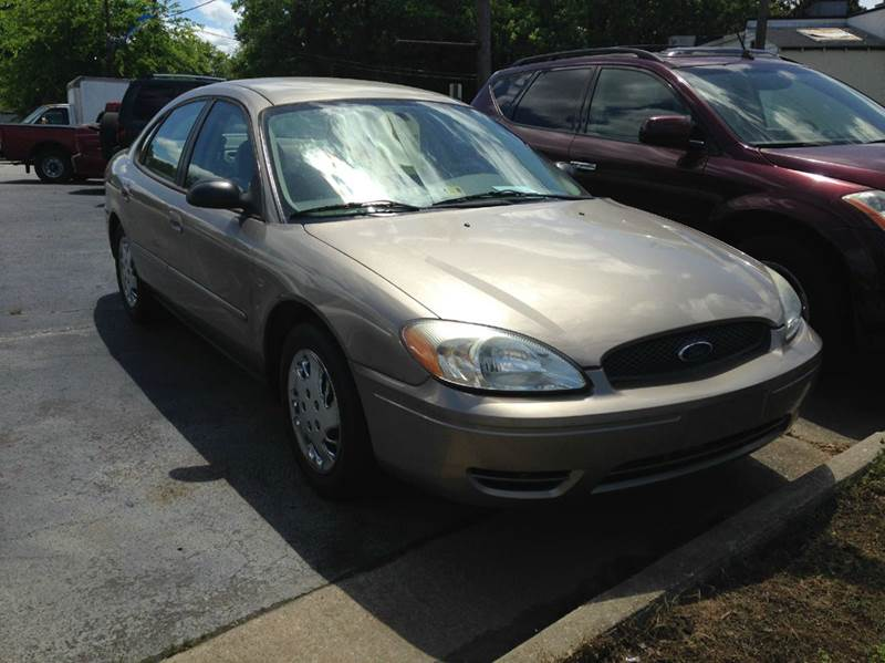 2007 Ford Taurus SE Fleet 4dr Sedan - Petersburg VA