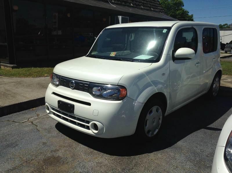 2011 Nissan cube 1.8 4dr Wagon - Petersburg VA