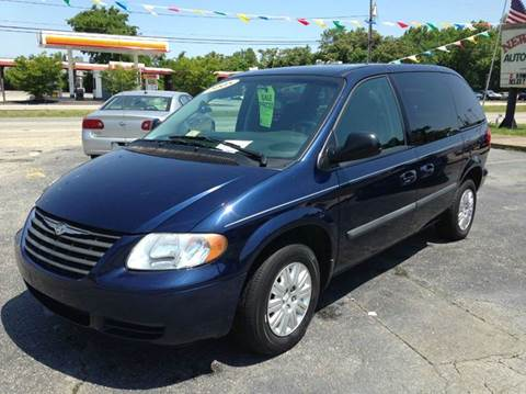 2005 Chrysler Town and Country for sale in Petersburg, VA